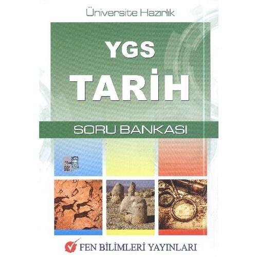 Fen Bilimleri Yayınları Ygs üniversiteye Hazırlık Tarih Soru Fiyatı