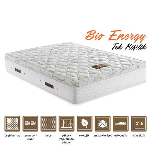 Prado Bio Energy Tek Kişilik Yatak 90x190cm