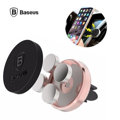 Baseus Araç için iPhone Samsung Manyetik Telefon Tutucu cin44rs