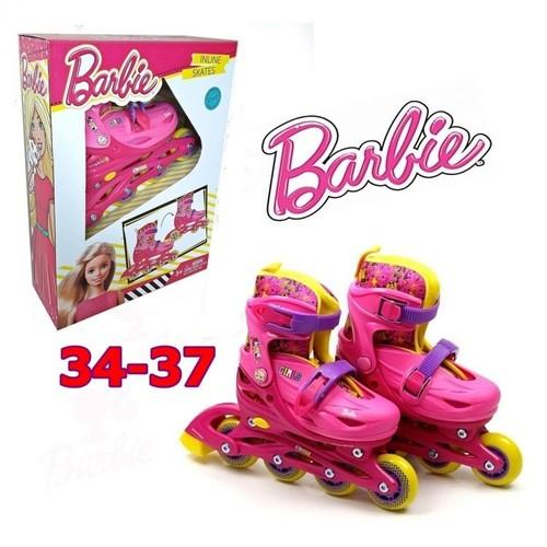 Barbie Ayarlı Paten M (34-37)