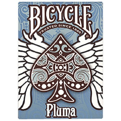 Bicycle Pluma Poker İskambil Oyun Kartı Kağıdı Destesi Koleksiyonluk