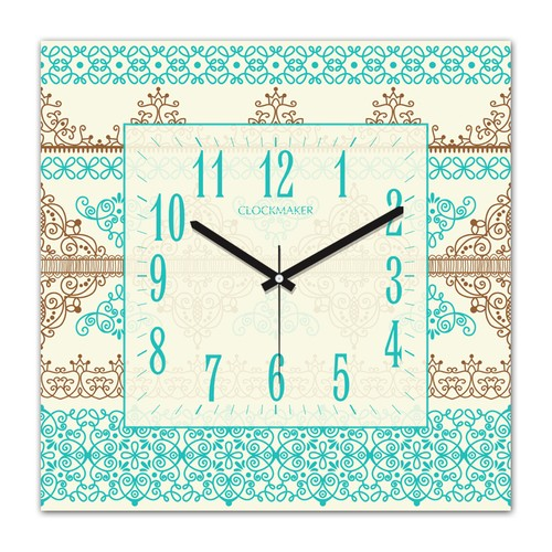 Clockmaker 30x30 Mdf Duvar Saati CMM249