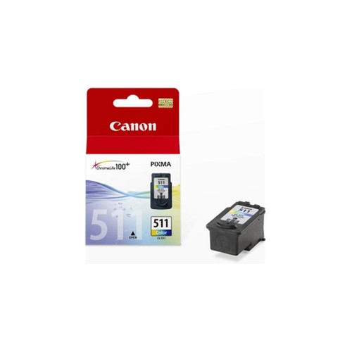 Canon CL-511 Renkli Kartuş Mp240, 250, 260, Mx320, Mx420, Mp 280