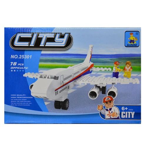 Bircan 0131-25301 Ausini 78 Parça City Seti