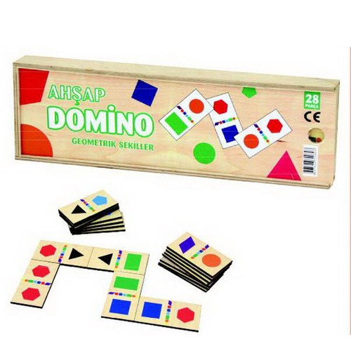 Dodo Oyuncak 72081-A372 Domino Su Altı Dünyası