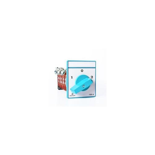 Metop Pako Şalter Kutup Değiştirici (2-0-1) 3P 100A Mt 029