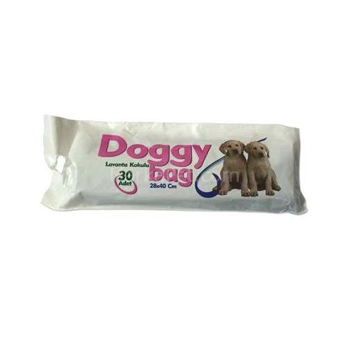 Doggy Bag Dışkı Poşeti Lavanta Kokulu 30' Lu
