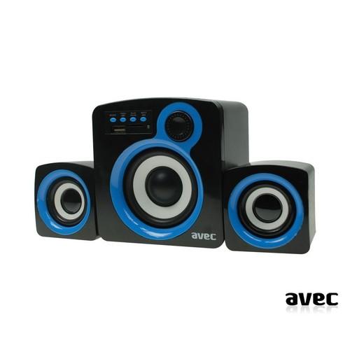 Avec Av2100 Müzik Çalar 2.1 Ses Sistemi Hoparlör