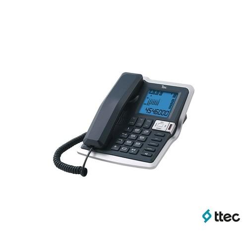 Ttech Tk6085 Masa Üstü Telefon Siyah-Şamp.