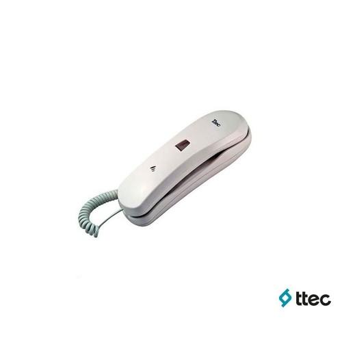Ttec Tk150 Masa Üstü/Duvar Tipi Telefon Gri