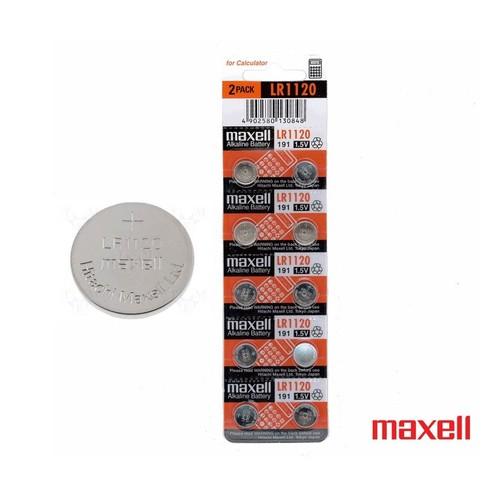 Maxell Lr 1120 Lityum Para Pil 10 Adet Kd