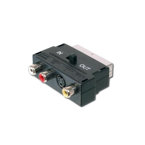 Scart - Audio/Video Adaptörü