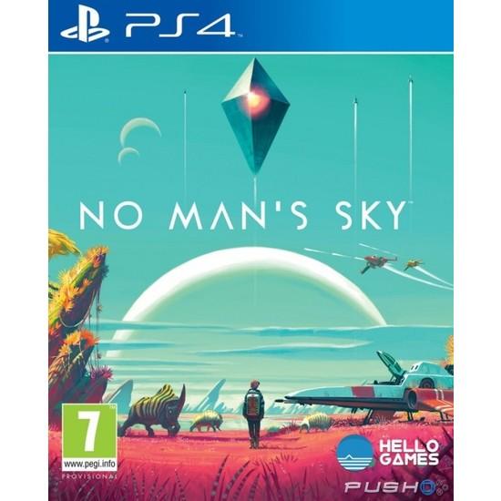 No Man Sky PS4 Oyun