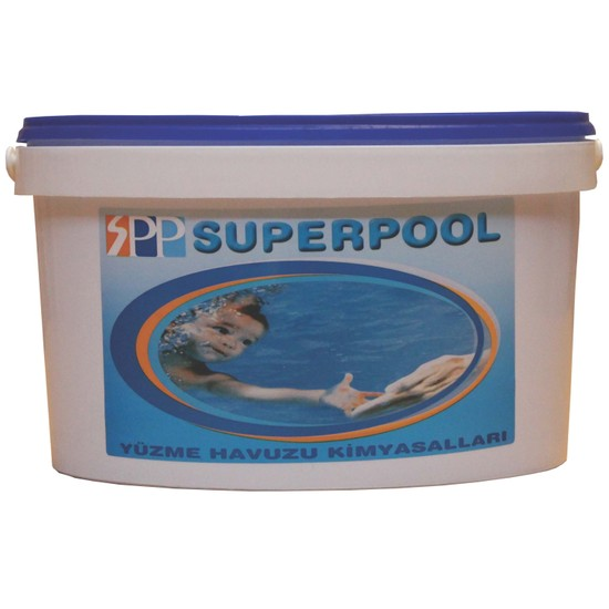 Superpool %56 Granül Toz Klor (Di-Klor) 5 Kg
