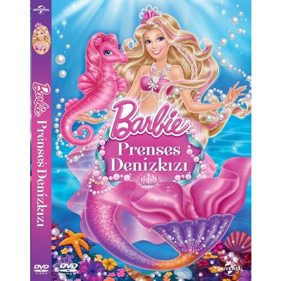 Barbie The Pearl Princess (Barbie Prenses Denizkızı) (Dvd)
