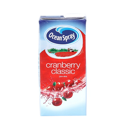 Cranberry Classic Tetrapak 1Lt