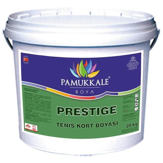 Pamukkale Prestige Tenis Kortu Boyası 20 Kg