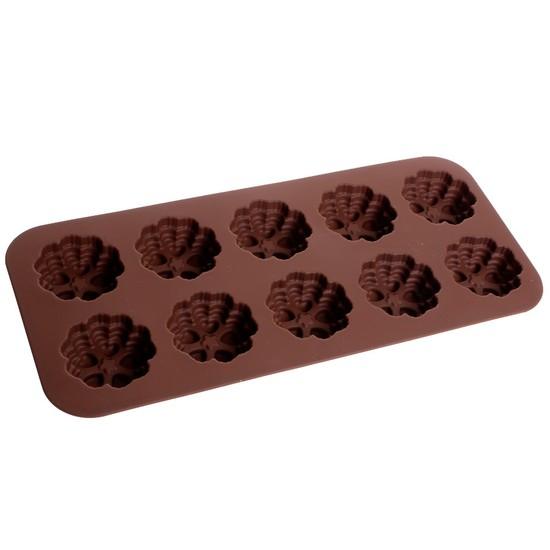 Patisse Küçük Kalpli Çikolata Kalıbı Silikon