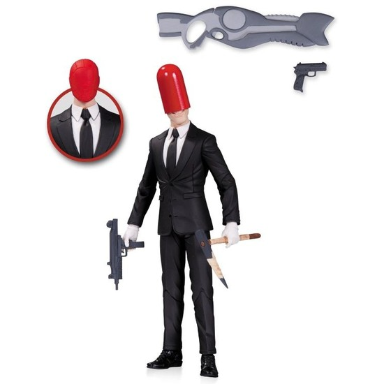 DC Collectibles Designer Action Figures Series 2 Red Hood Figure by Greg Capullo