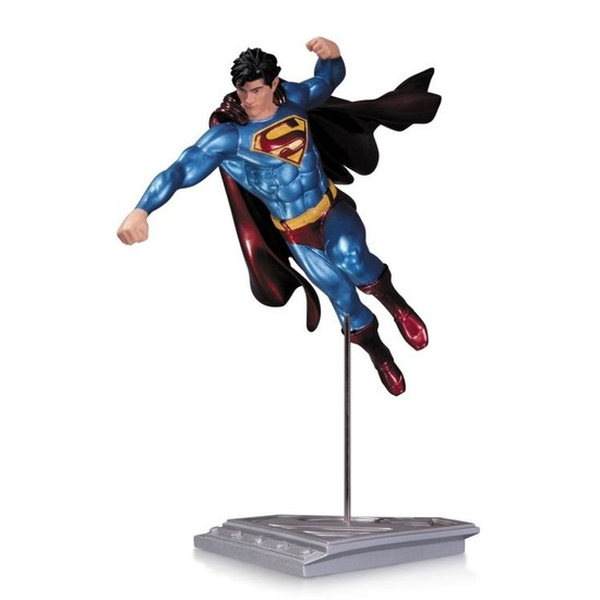 DC Collectibles Superman The Man of Steel Superman by Shane Davis Statue