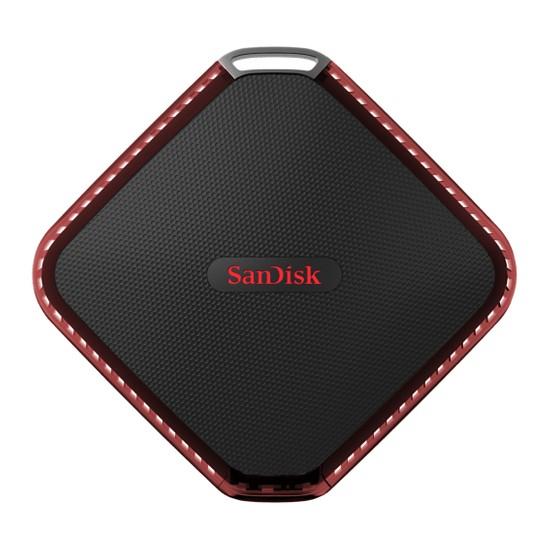 Sandisk 480GB Taşınabilir SSD Disk Su Geçirmez SDSSDEXTW-480G-G25