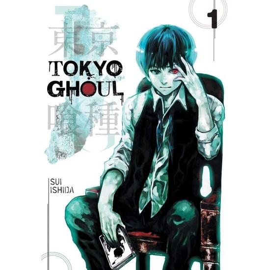 Tokyo Ghoul Vol. 1 İngilizce Çizgi Roman