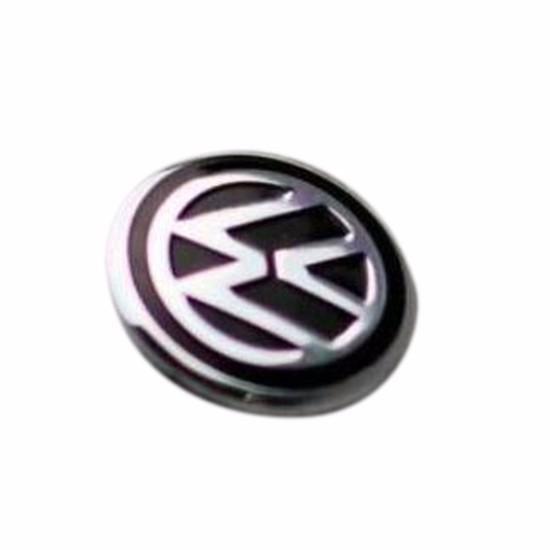 VW Golf İçin 2 Adet Araç Anahtar Logo Amblemi