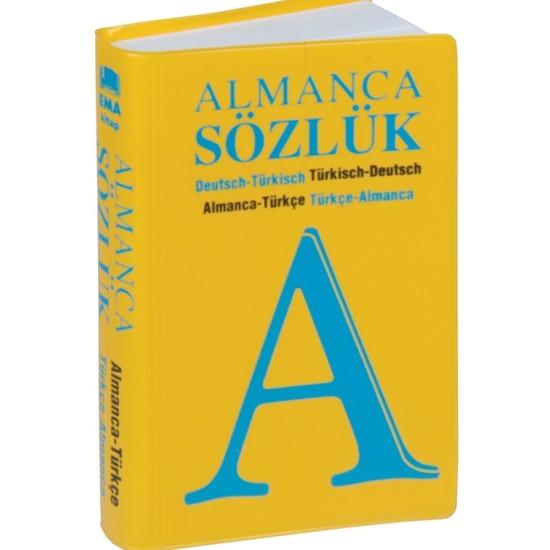 Almanca Sözlük - Dilara Dikmetaş