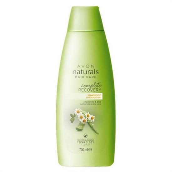 Avon Naturals Herbal Hair Care Papatya ve Aloe Özlü Şampuan - 700ml