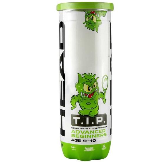 Head Tip Green - 6Dz Tenis Topu