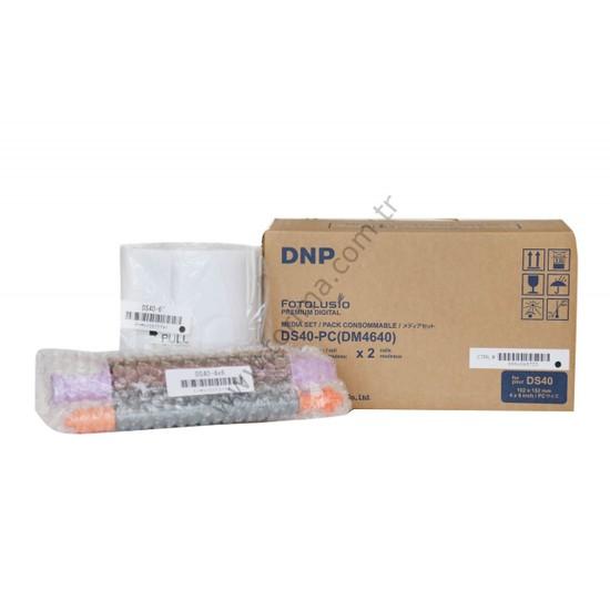DNP Ds-40 4x6 800 Prints