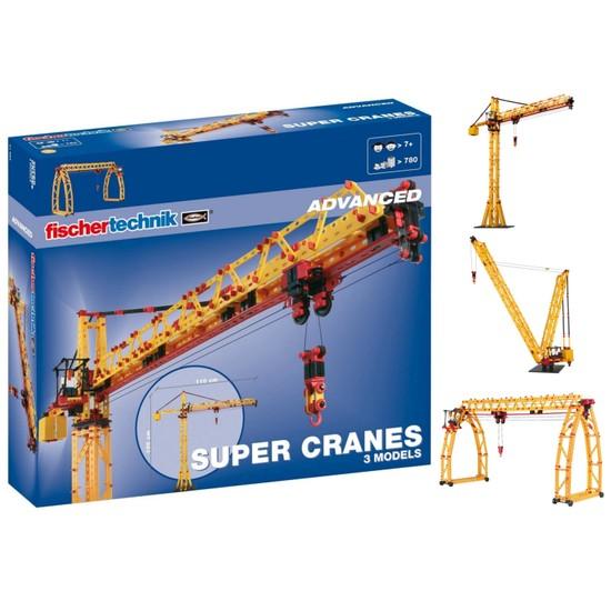 Fishertechnik Super Cranes
