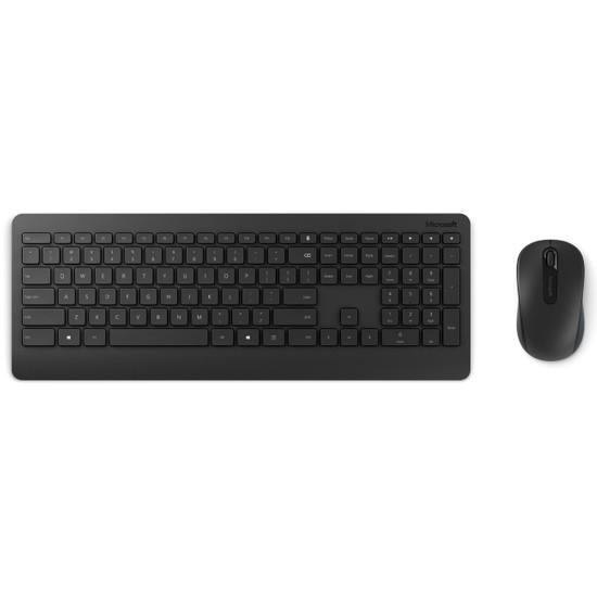 Microsoft Desktop 900 Kablosuz Klavye Mouse Set PT3-00016