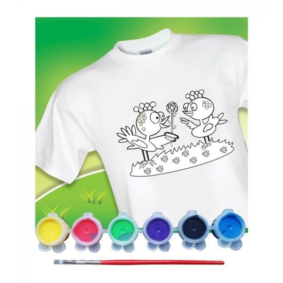 Culina T-shirt Boyama