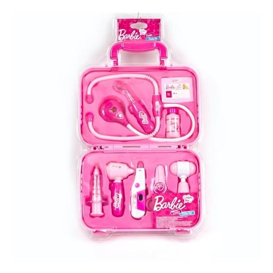 Nani Toys Çantalı Barbie Doktor Seti