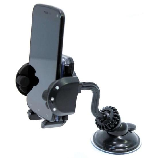 Araç İçi Telefon Tutucu Vantuzlu