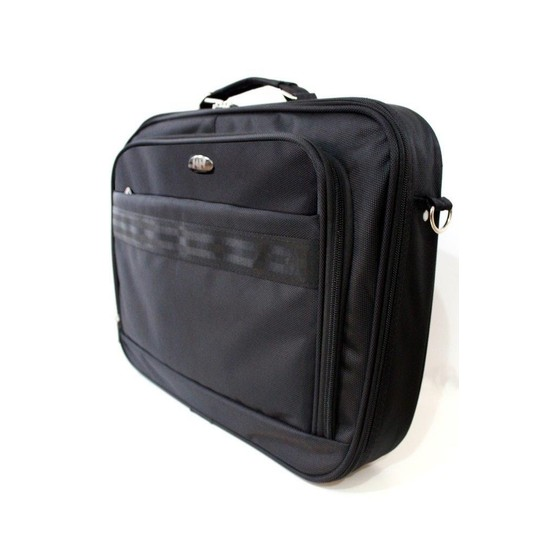 M&W Nb-Km900-S Tam Kasnaklı Laptop Çantası Siyah