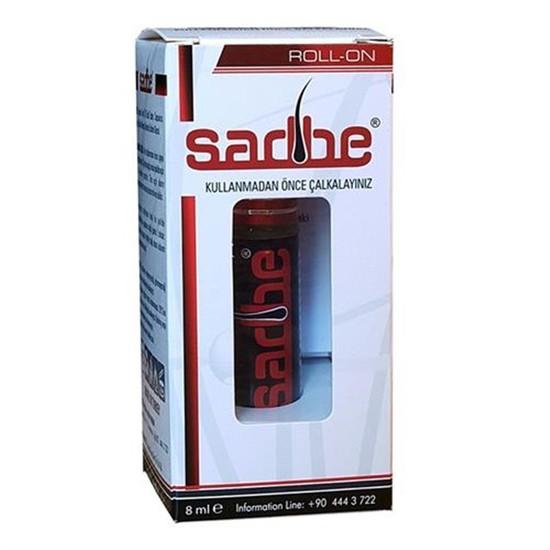 Sadbe Roll-on 8 ml Saç ve Sakal Kıran Önlemeye Yardımcı