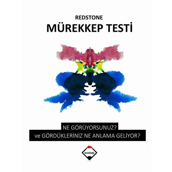 Redstone Mürekkep Testi