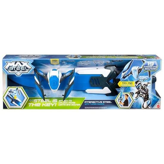 Max Steel Turbo Kılıç