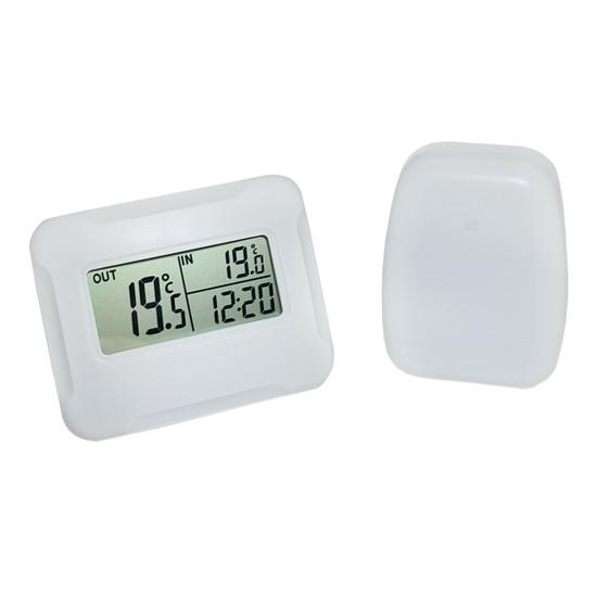 Kablosuz Mini İç ve Dış Mekan Sıcaklık Termometre Ölçer thr145