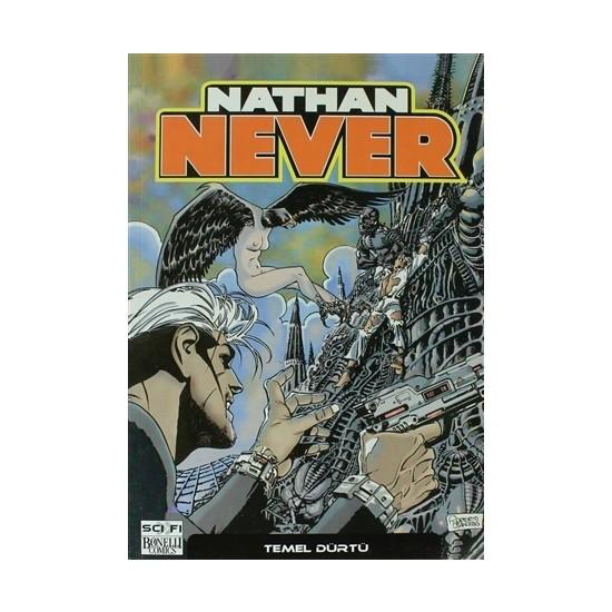 Nathan Never Serisi 8 - Temel Dürtü