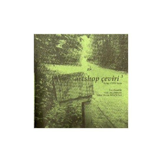 Artshop Çeviri 3 / Kitap 3 / 2009 Ekim
