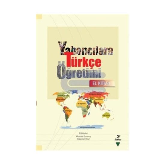 Yabancılara Türkçe Öğretimi (El Kitabı)