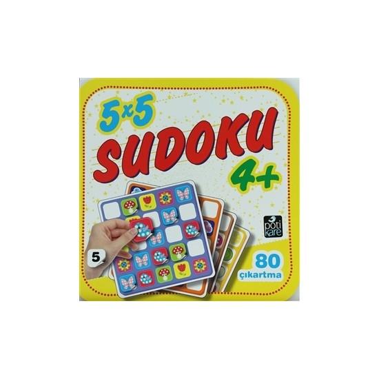 5x5 Sudoku 5