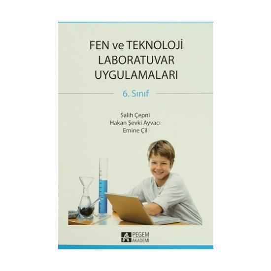 Fen ve Teknoloji Laboratuvar Uygulamaları 6. Sınıf