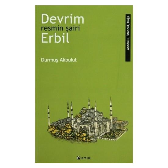 Devrim Erbil - Resmin Şairi
