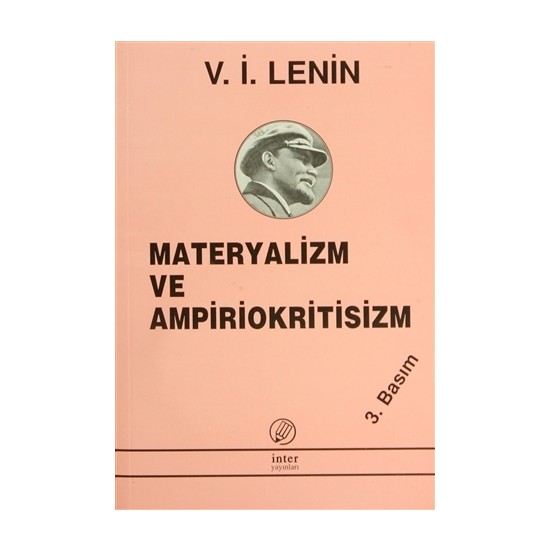 Materyalizm ve Ampiriokritisizm