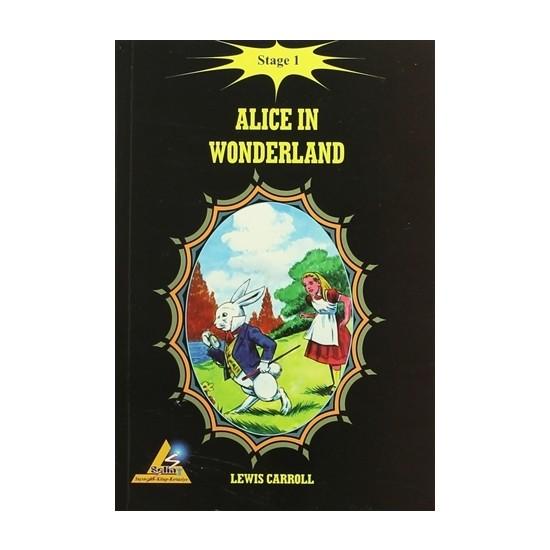 Alice İn Wonderland - Stage 1 - Lewis Carroll