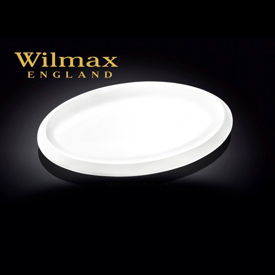 Wilmax Oval Tabak, 41,5*28,5Cm.